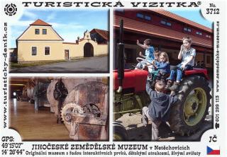 Originální turistický deník z našeho muzea